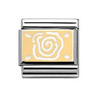 modulaire unisex bijoux Nomination Composable 030281/04