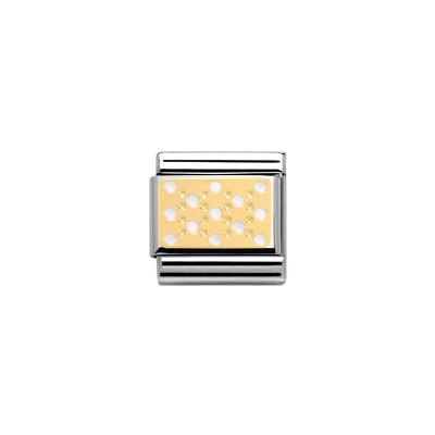 modulaire unisex bijoux Nomination Composable 030281/09