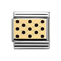 modulaire unisex bijoux Nomination Composable 030281/10