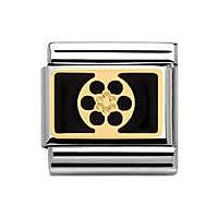 modulaire unisex bijoux Nomination Composable 030281/12