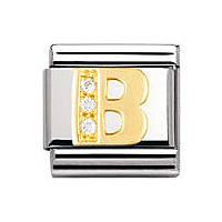 modulaire unisex bijoux Nomination Composable 030301/02