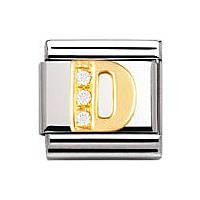 modulaire unisex bijoux Nomination Composable 030301/04