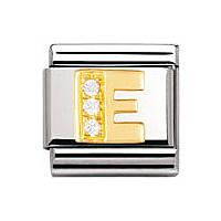 modulaire unisex bijoux Nomination Composable 030301/05