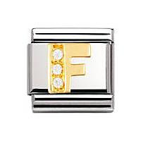 modulaire unisex bijoux Nomination Composable 030301/06