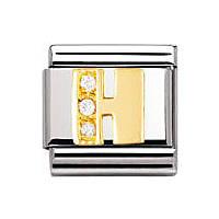 modulaire unisex bijoux Nomination Composable 030301/08