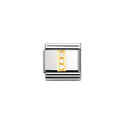 modulaire unisex bijoux Nomination Composable 030301/09