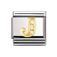 modulaire unisex bijoux Nomination Composable 030301/10