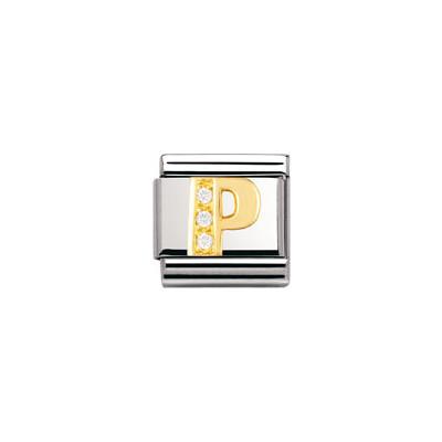 modulaire unisex bijoux Nomination Composable 030301/16