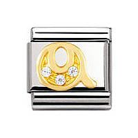modulaire unisex bijoux Nomination Composable 030301/17