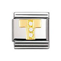 modulaire unisex bijoux Nomination Composable 030301/20