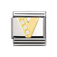 modulaire unisex bijoux Nomination Composable 030301/22