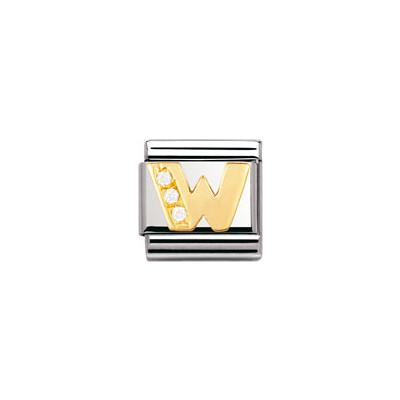 modulaire unisex bijoux Nomination Composable 030301/23