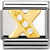 modulaire unisex bijoux Nomination Composable 030301/24