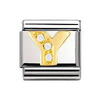 modulaire unisex bijoux Nomination Composable 030301/25