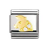 modulaire unisex bijoux Nomination Composable 030302/02