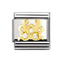 modulaire unisex bijoux Nomination Composable 030302/03