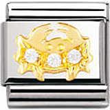 modulaire unisex bijoux Nomination Composable 030302/04