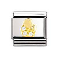 modulaire unisex bijoux Nomination Composable 030302/06