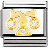 modulaire unisex bijoux Nomination Composable 030302/07