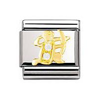 modulaire unisex bijoux Nomination Composable 030302/09