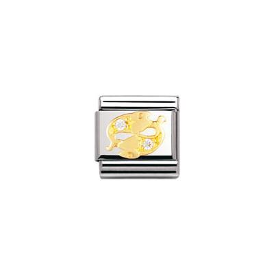 modulaire unisex bijoux Nomination Composable 030302/12