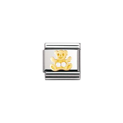 modulaire unisex bijoux Nomination Composable 030304/01