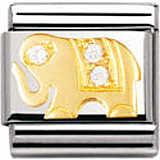 modulaire unisex bijoux Nomination Composable 030304/21