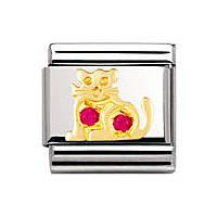 modulaire unisex bijoux Nomination Composable 030304/42