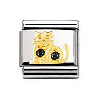 modulaire unisex bijoux Nomination Composable 030304/50
