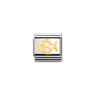 modulaire unisex bijoux Nomination Composable 030306/01