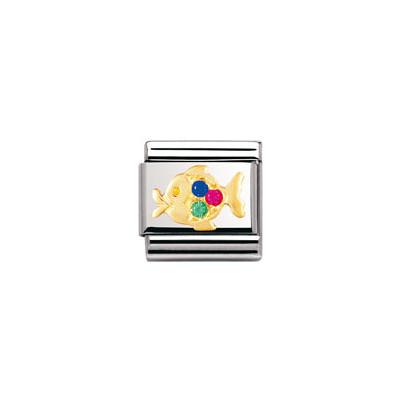 modulaire unisex bijoux Nomination Composable 030306/11