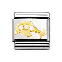 modulaire unisex bijoux Nomination Composable 030306/27