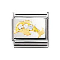 modulaire unisex bijoux Nomination Composable 030306/31