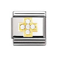 modulaire unisex bijoux Nomination Composable 030307/01