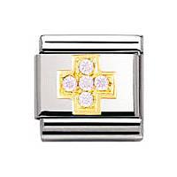 modulaire unisex bijoux Nomination Composable 030307/06