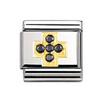 modulaire unisex bijoux Nomination Composable 030307/10