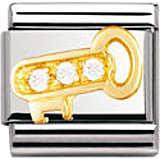 modulaire unisex bijoux Nomination Composable 030307/11