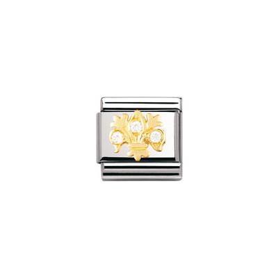 modulaire unisex bijoux Nomination Composable 030307/12