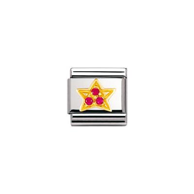 modulaire unisex bijoux Nomination Composable 030308/02