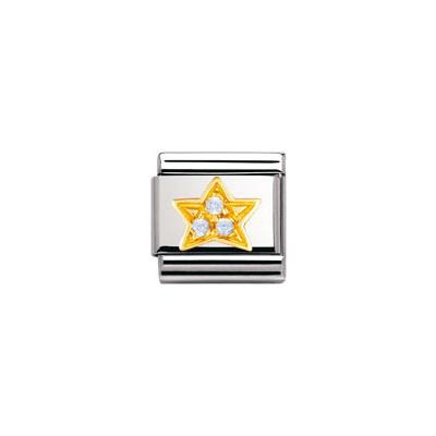 modulaire unisex bijoux Nomination Composable 030308/05