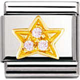 modulaire unisex bijoux Nomination Composable 030308/06