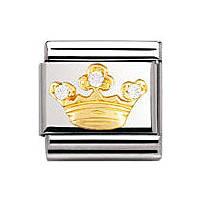 modulaire unisex bijoux Nomination Composable 030308/12