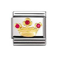 modulaire unisex bijoux Nomination Composable 030308/13