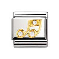 modulaire unisex bijoux Nomination Composable 030308/18