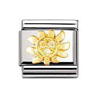 modulaire unisex bijoux Nomination Composable 030308/24