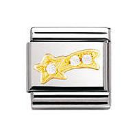 modulaire unisex bijoux Nomination Composable 030308/25