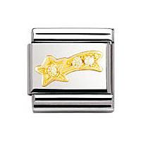 modulaire unisex bijoux Nomination Composable 030308/26