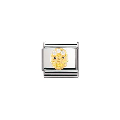 modulaire unisex bijoux Nomination Composable 030308/29