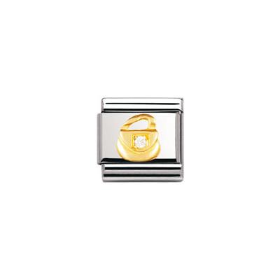 modulaire unisex bijoux Nomination Composable 030308/31