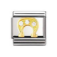 modulaire unisex bijoux Nomination Composable 030310/01